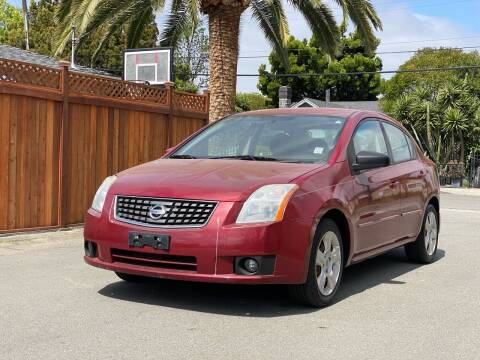 2007 Nissan Sentra for sale at ZaZa Motors in San Leandro CA