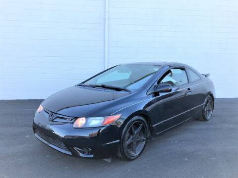 2007 Honda Civic for sale at Philadelphia Public Auto Auction in Philadelphia PA