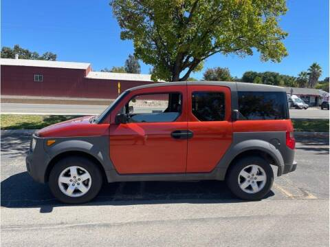 2003 Honda Element for sale at Dealers Choice Inc in Farmersville CA