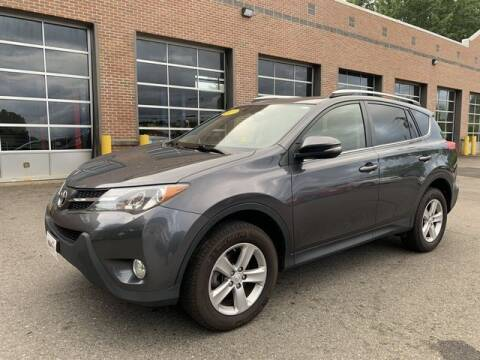 2013 Toyota RAV4 for sale at Matrix Autoworks in Nashua NH