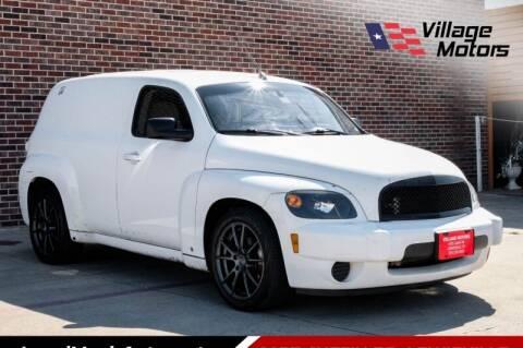2009 Chevrolet HHR for sale at Village Motors in Lewisville TX