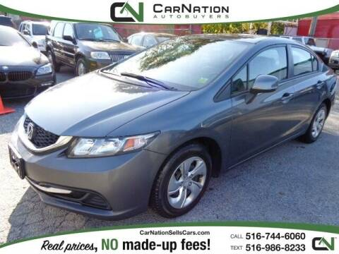 2013 Honda Civic for sale at CarNation AUTOBUYERS, Inc. in Rockville Centre NY