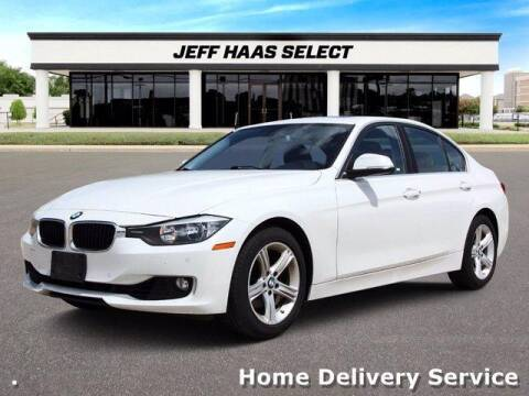 2015 BMW 3 Series for sale at JEFF HAAS MAZDA in Houston TX