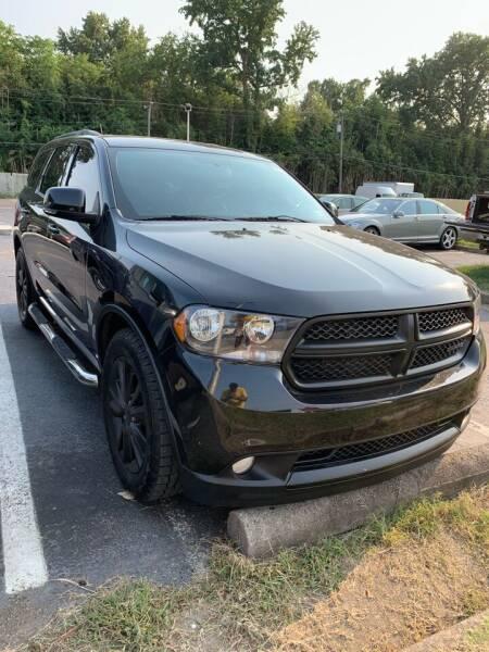 2013 Dodge Durango for sale at City to City Auto Sales in Richmond VA