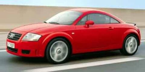 2004 Audi TT for sale at Stephen Wade Pre-Owned Supercenter in Saint George UT