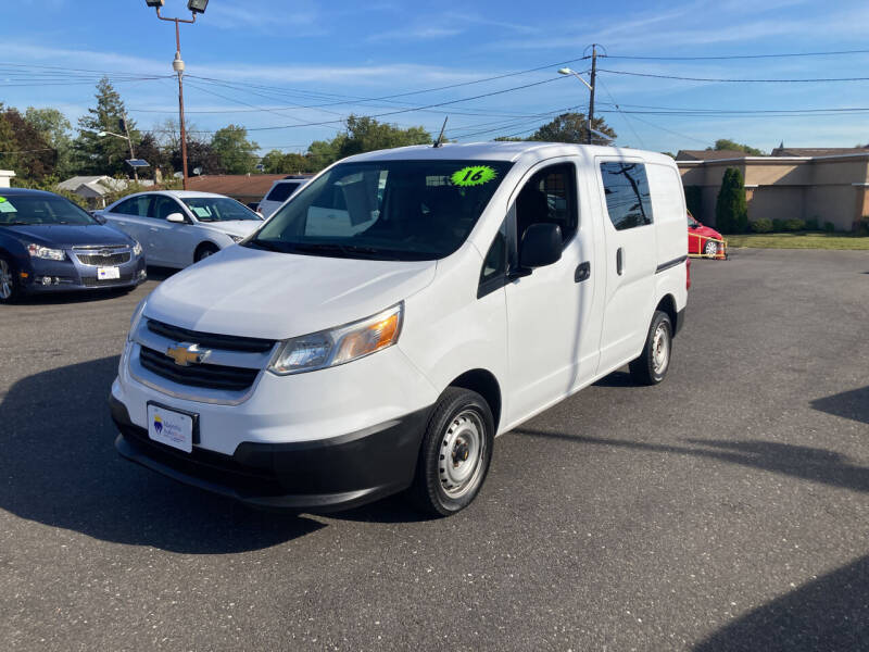 2016 Chevrolet City Express Cargo for sale at Majestic Automotive Group in Cinnaminson NJ