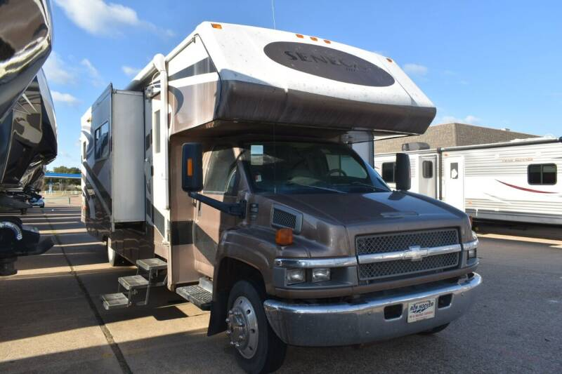 2005 Jayco Seneca 35GS for sale at Buy Here Pay Here RV in Burleson TX