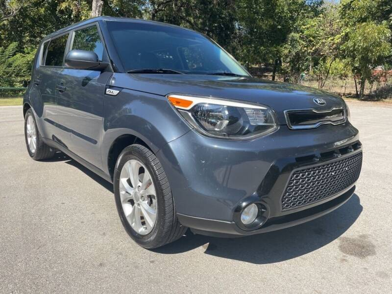 2016 Kia Soul for sale at Thornhill Motor Company in Lake Worth TX