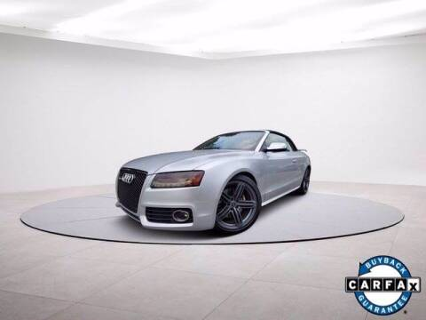 2011 Audi S5 for sale at Carma Auto Group in Duluth GA