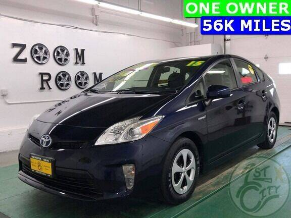 2015 Toyota Prius for sale in Gonic, NH