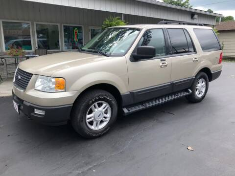 2005 Ford Expedition for sale at County Seat Motors in Union MO