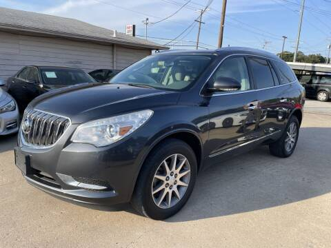 2014 Buick Enclave for sale at Pary's Auto Sales in Garland TX