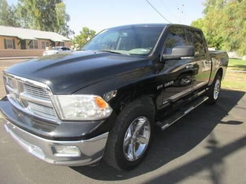 2009 Dodge Ram Pickup 1500 for sale at DORAMO AUTO RESALE in Glendale AZ