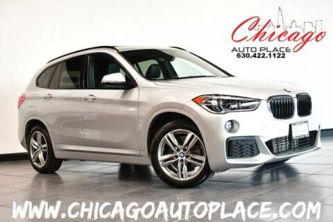 2019 BMW X1 for sale at Chicago Auto Place in Bensenville IL