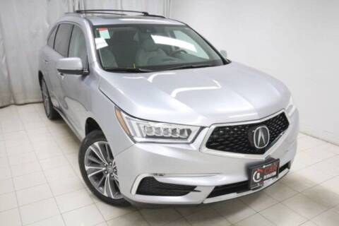 2017 Acura MDX for sale at EMG AUTO SALES in Avenel NJ