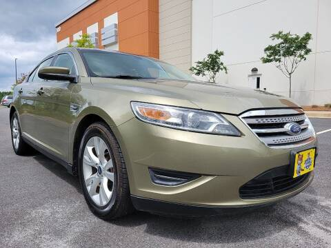 2012 Ford Taurus for sale at ELAN AUTOMOTIVE GROUP in Buford GA