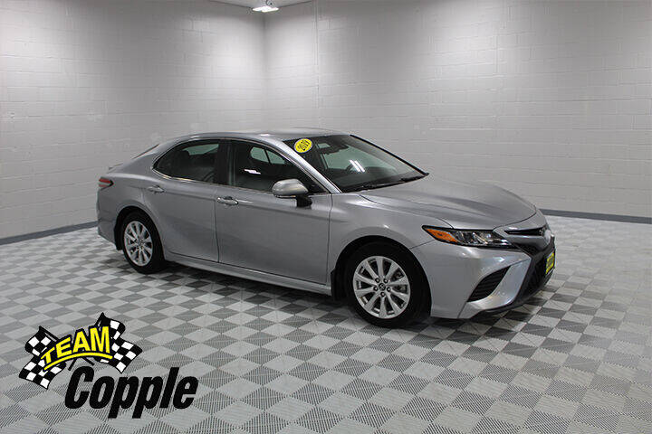 2019 Toyota Camry for sale at Copple Chevrolet GMC Inc in Louisville NE
