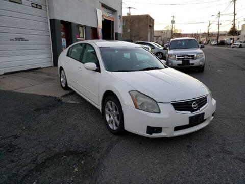 2008 Nissan Maxima for sale at O A Auto Sale in Paterson NJ