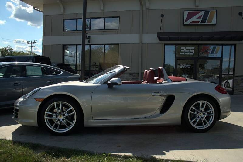 2013 Porsche Boxster for sale at Auto Assets in Powell OH