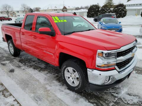2018 Chevrolet Silverado 1500 for sale at Cooley Auto Sales in North Liberty IA