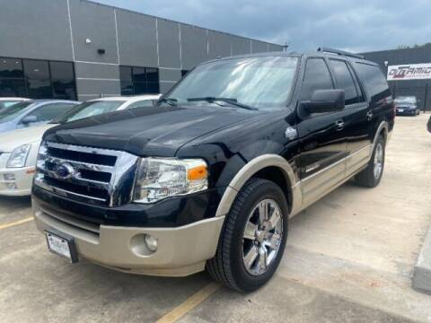 2008 Ford Expedition EL for sale at Eurospeed International in San Antonio TX