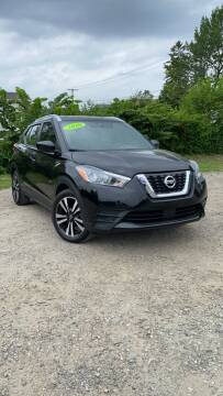 2020 Nissan Kicks for sale at Best Cars Auto Sales in Everett MA