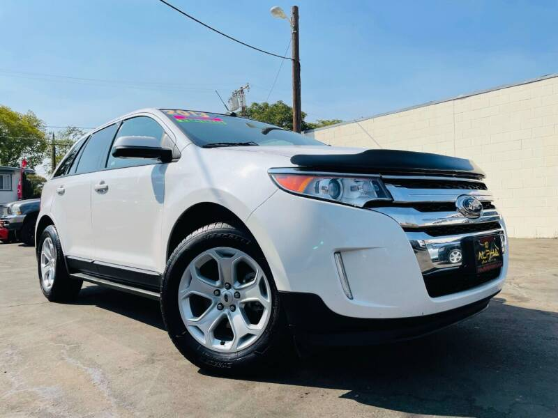2013 Ford Edge for sale at Alpha AutoSports in Roseville CA