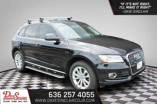 2014 Audi Q5 for sale at Dave Sinclair Chrysler Dodge Jeep Ram in Pacific MO