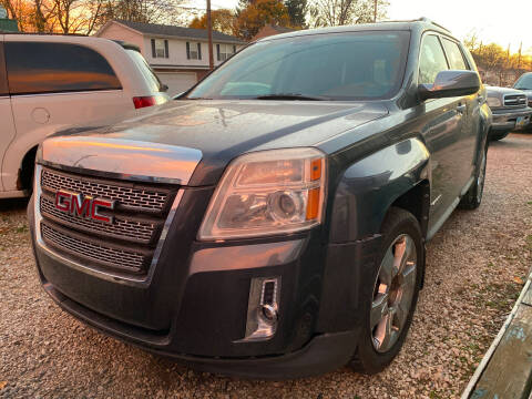 2011 GMC Terrain for sale at GREENLIGHT AUTO SALES in Akron OH