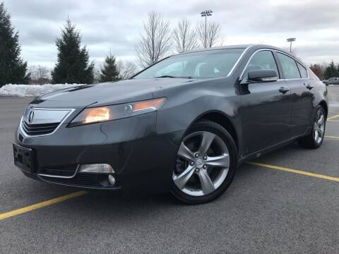 2012 Acura TL for sale at Car Stars in Elmhurst IL