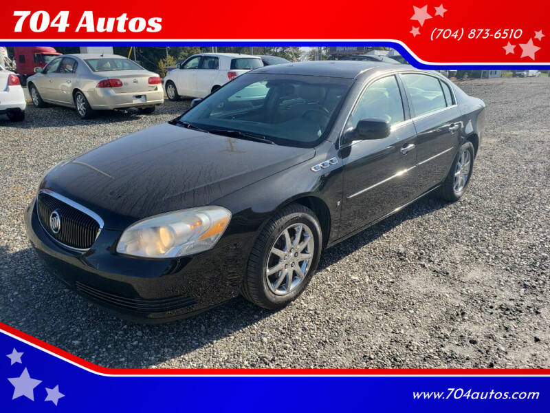2007 Buick Lucerne for sale at 704 Autos in Statesville NC