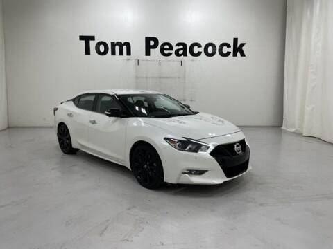 2018 Nissan Maxima for sale at Tom Peacock Nissan (i45used.com) in Houston TX
