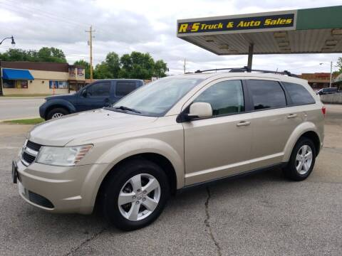 2009 Dodge Journey for sale at R & S TRUCK & AUTO SALES in Vinita OK