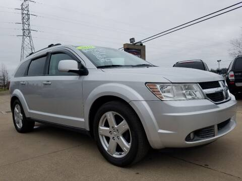 2010 Dodge Journey for sale at CarNation Auto Group in Alliance OH