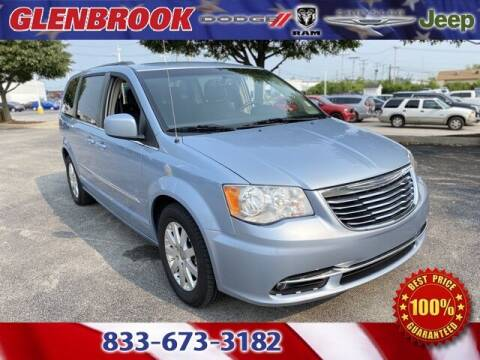 2013 Chrysler Town and Country for sale at Glenbrook Dodge Chrysler Jeep Ram and Fiat in Fort Wayne IN
