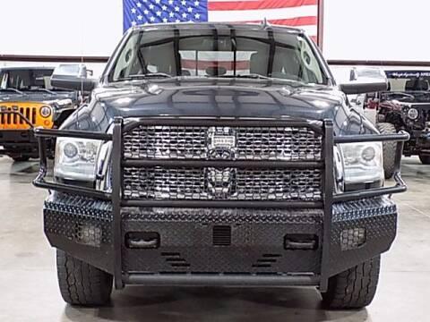 2014 RAM Ram Pickup 2500 for sale at Texas Motor Sport in Houston TX