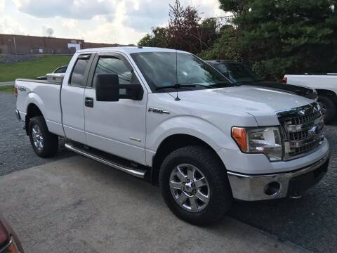 2014 Ford F-150 for sale at Clayton Auto Sales in Winston-Salem NC