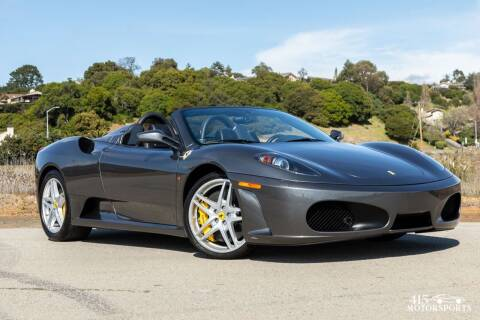 2006 Ferrari F430 for sale at 415 Motorsports in San Rafael CA