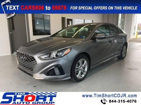 2018 Hyundai Sonata for sale at Tim Short Chrysler in Morehead KY