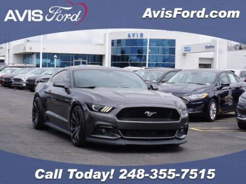 2015 Ford Mustang for sale at Work With Me Dave in Southfield MI