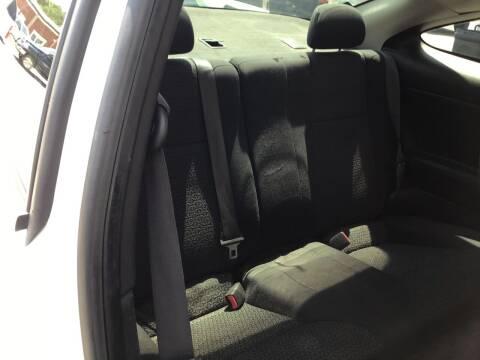 2008 Pontiac G5 for sale at 4 B CAR CORNER in Anadarko OK