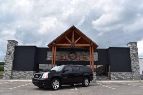 2009 GMC Yukon XL for sale at JW Auto Sales LLC in Harrisonburg VA