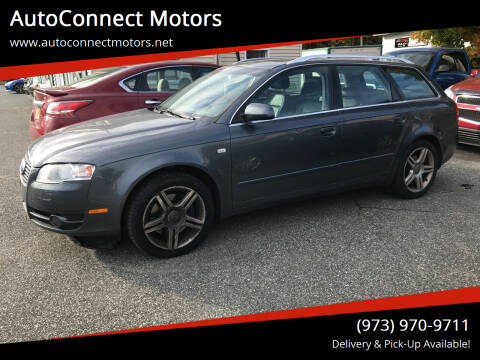 2006 Audi A4 for sale at AutoConnect Motors in Kenvil NJ