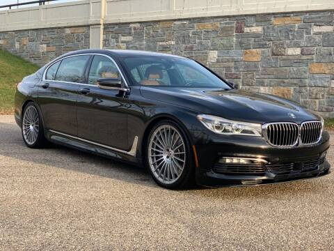 2017 BMW 7 Series for sale at Auto Gallery LLC in Burlington WI