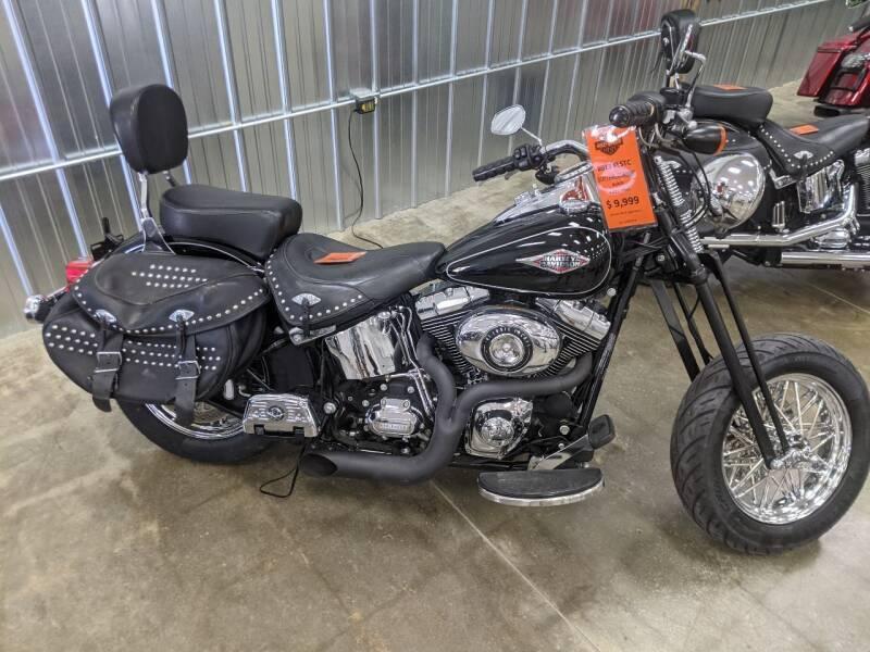 2013 HarleyDavidson FLSTC for sale at AmericAuto in Des Moines IA