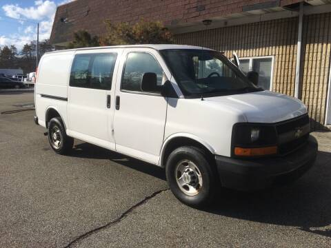 2011 Chevrolet Express Cargo for sale at George Strus Motors Inc. in Newfoundland NJ
