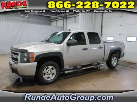 2009 Chevrolet Silverado 1500 for sale at Runde Chevrolet in East Dubuque IL