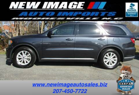 2014 Dodge Durango for sale at New Image Auto Imports Inc in Mooresville NC