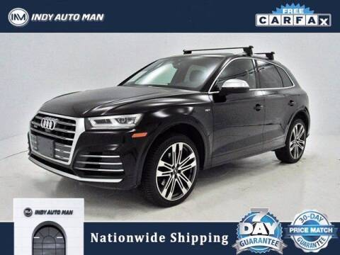2018 Audi SQ5 for sale at INDY AUTO MAN in Indianapolis IN