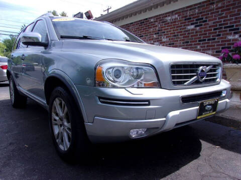 2013 Volvo XC90 for sale at Certified Motorcars LLC in Franklin NH